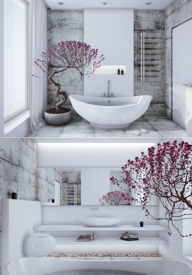 Zen-bathroom-design