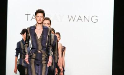 taoray wang - New York Fashion week- runway