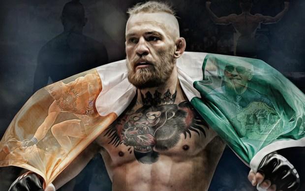 Conor McGregor Named on Forbes 30 Under 30 List