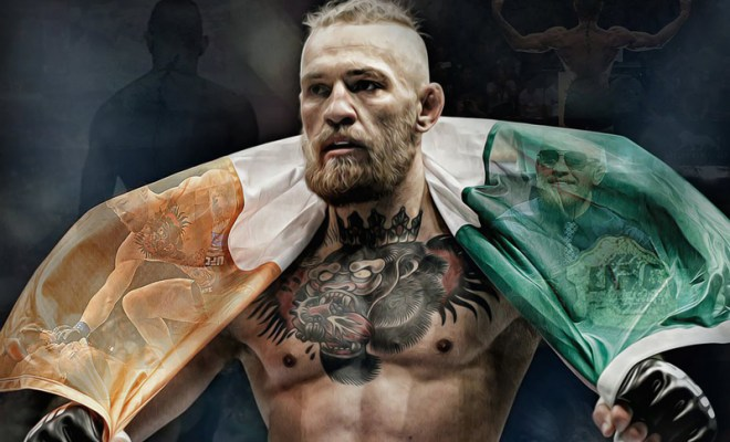 Conor McGregor Named on Forbes 30 Under 30 List