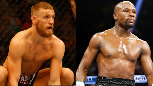 Conor- mcgregor -fighting- floyd maweather