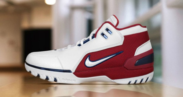 Nike Air Zoom Generations First Game
