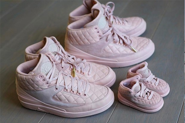 """9cc13cca7c96b8 ... Jordan collaboration to everyone."""" This colorway has been the talk of  the sneaker world for months all thanks to DJ Khaled who rocked the model  publicly ..."""