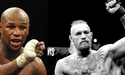 conor mcgregor boxing floyd mayweather