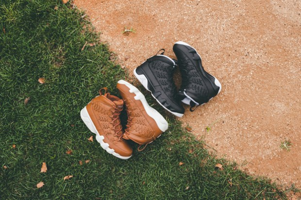 Air Jordan 9 Pinnacle Baseball Glove