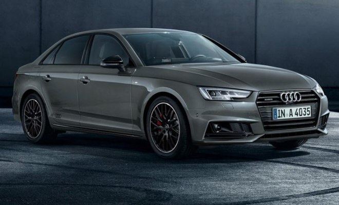 Introducing Audi New Black Edition To The 2018 A4