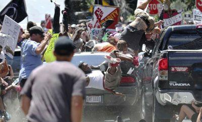 Charlottesville Virginia, Unite the Right White?