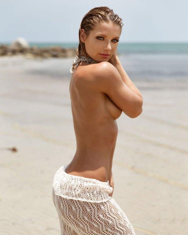 fitness model-los angeles