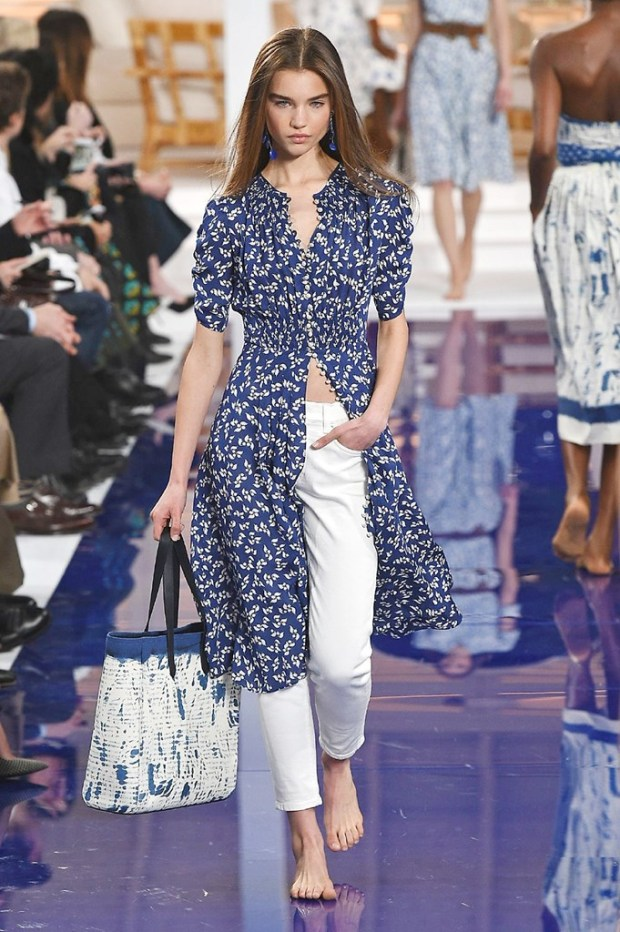 Ralph Lauren Spring 2018 Collection | New York Fashion Week