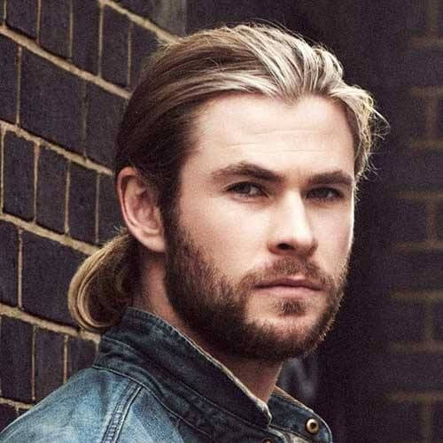 The 7 Best Men S Hairstyles For Straight Hair