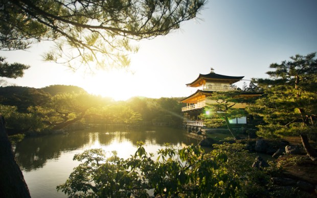World___Japan_Dusk_in_the_city_of_Kyoto__Japan