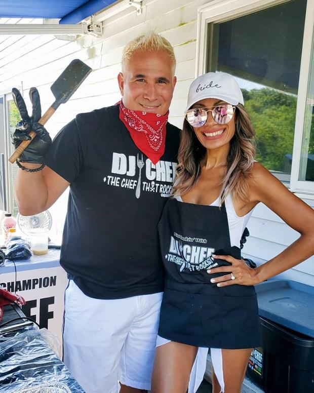 DJ CHEF & Bride_