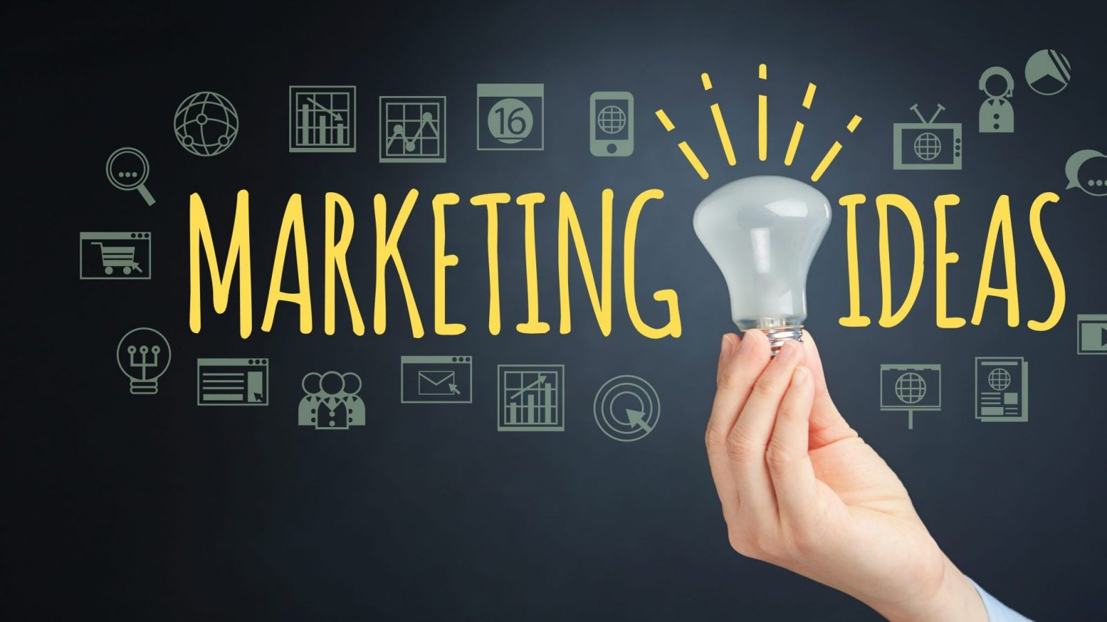 marketing ideas for social media pages