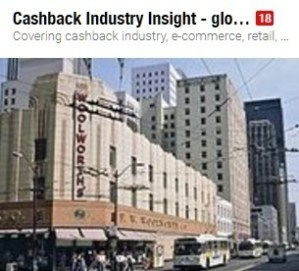 cashback industry news