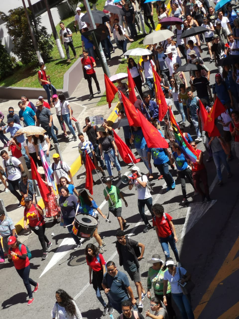 Universidades públicas salen en defensa de la autonomía universitaria y contra la represión policial
