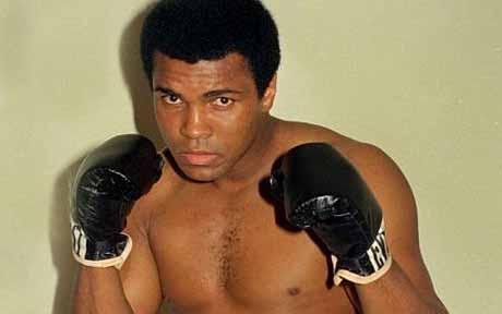 June 2016 Muhammad Ali