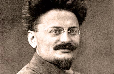 April 2017 Trotsky young