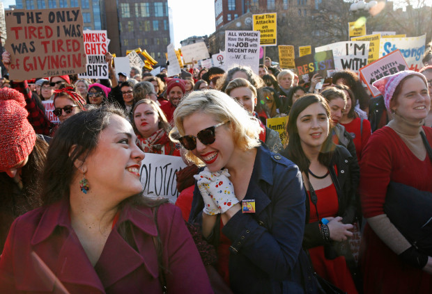 Womens Day New York