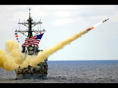 May 2017 Tomahawk missile