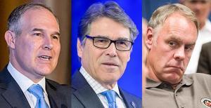 Dec. 2017 Three Trump members