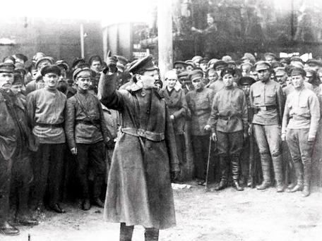 Dec. 2017 Trotsky Red Army