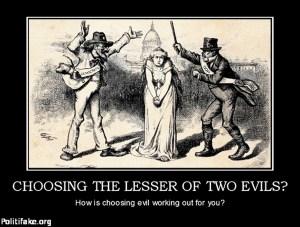 Jan. 2018 Lesser evil
