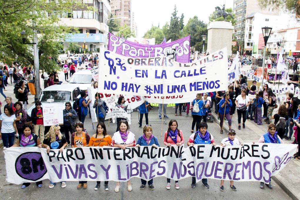 March 2018 Women Argentina 2