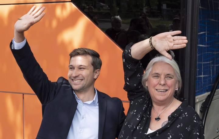 Oct. 2018 Quebec solidaire