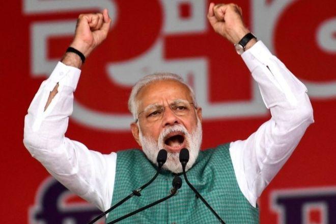 July 2019 Modi (AFP)