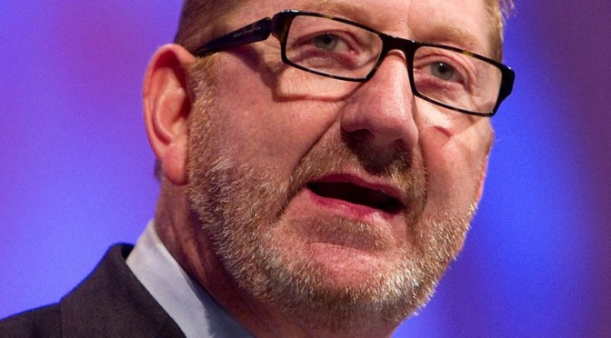 McCluskey response to PM's speech: Workers urgently need a bridge to the new economy to avert a jobs abyss