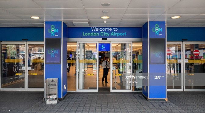 London City airport facing legal action over furlough pay grab