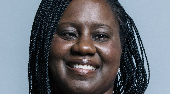 Marsha de Cordova responds to announcement about commission on BAME issues