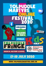 Tolpuddle Martyrs' Festival 2020 goes online