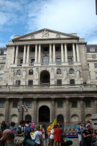 Bank of England running a Ponzi scheme