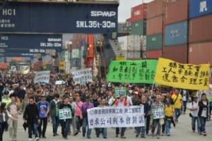 HK Dockers strike- web