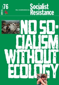 No socialism without ecology