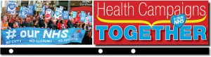Health Campaigners Conference @ Hammersmith Town Hall