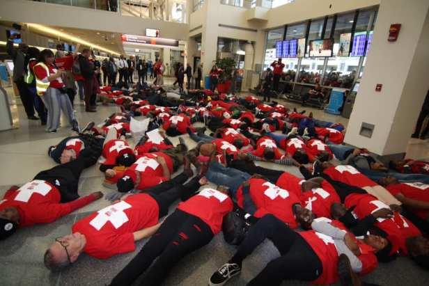 airline die in