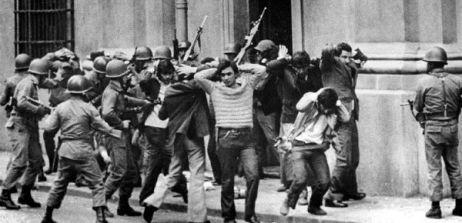 Nov. 2019 Chile repression 1973