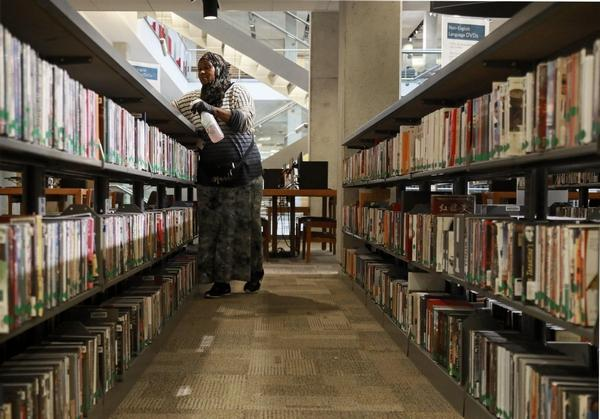 March 2020 Ohio St library (Colum DIspatch)