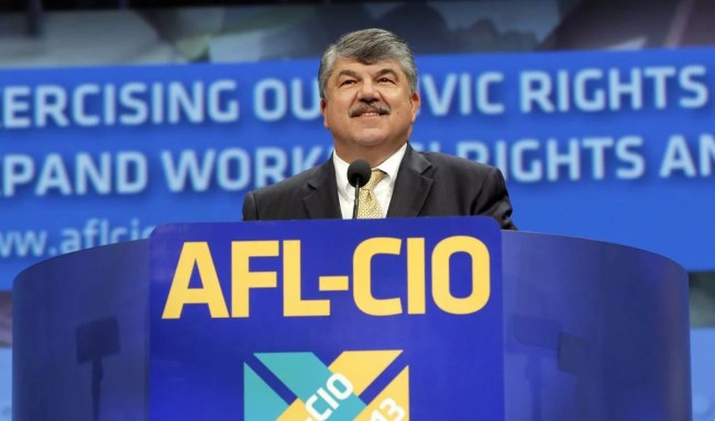 Trumka AFL-CIO business unionism
