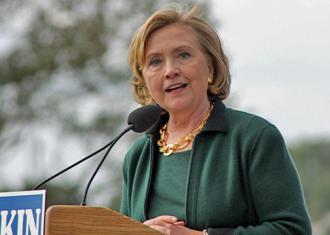 Hillary Clinton (Karen Murphy)