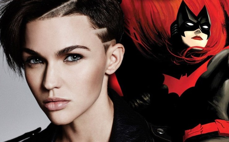 Ruby Rose Batwoman