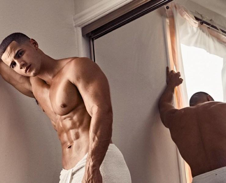 Model Jordan Torres