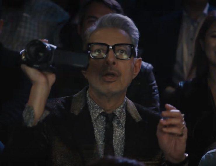 "Jeff Goldblum made a ""Thank U, Next"" parody video, and yes, Ariana Grande approves 17"