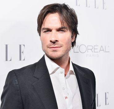 Ian Somerhalder Gets 'Fired Up' After Shoppers Question His Veggie-Filled Grocery Cart 1