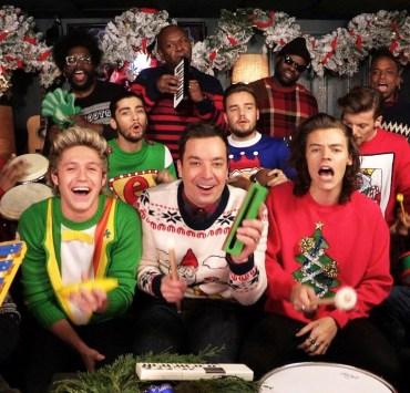One Direction Jimmy Fallon