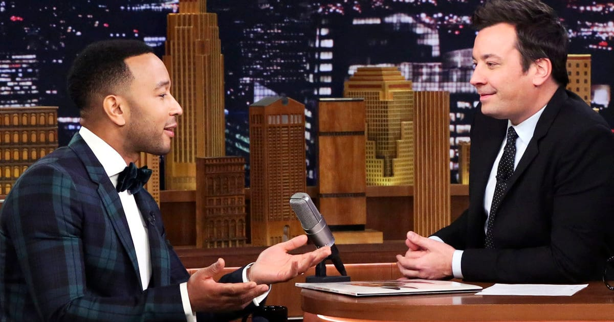 John Legend Planning Ultimate Tribute to All Those Memes Comparing Him to 'Arthur' 1