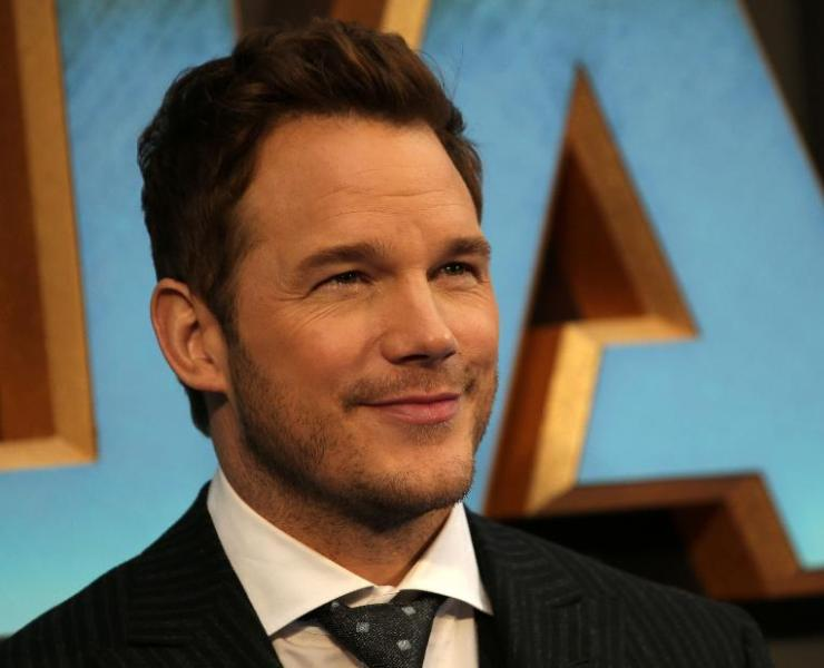 Chris Pratt engaged to Katherine Schwarzenegger 3