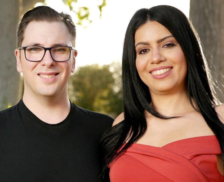 90 Day Fiance Stars Colt and Larissa